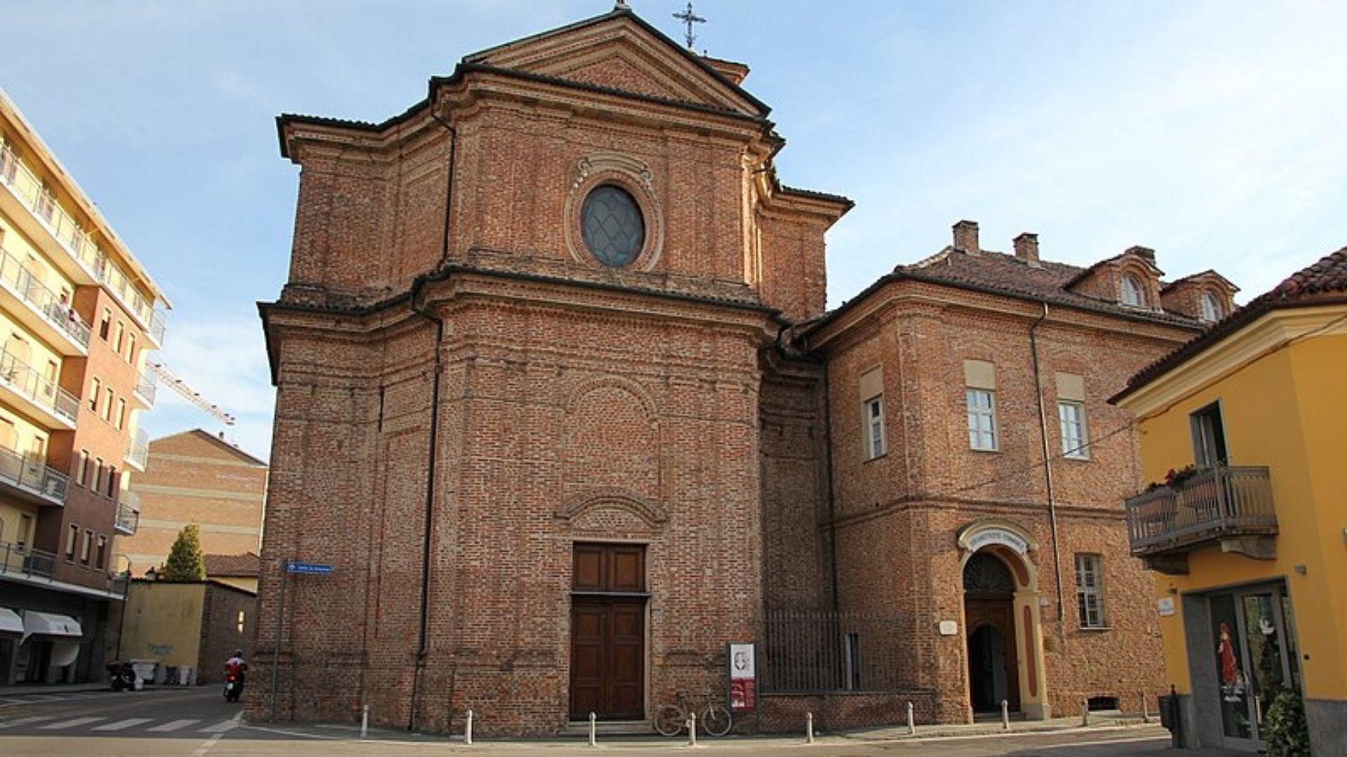 Chiesa delle orfane (sabato)